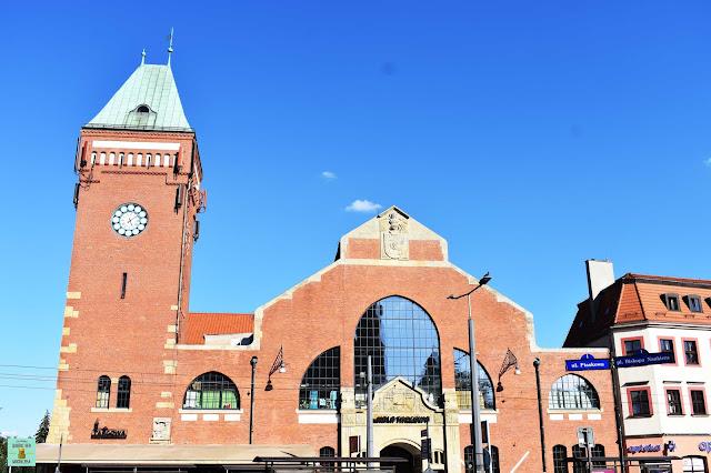 Mercado Hala Targowa de Wroclaw, Polonia