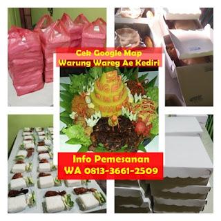 Nasi Kotak Kediri dekat Ponpes Al Hikmah Purwooasri Kediri