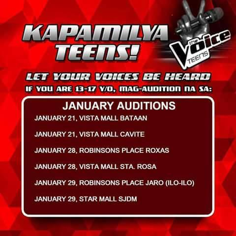 the voice teens schedule January 28 and 29