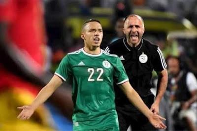 ملخص واهداف مباراة الجزائر والمكسيك (2-2) مباريات ودية