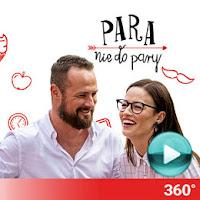 "Para nie do pary - naciśnij play, aby otworzyć stronę z odcinkami serialu ""Para nie do pary"" (odcinki online za darmo)"