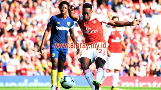 Kemenangan Pertama Arsenal : Arsenal 3 - 1 West Ham United