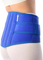Vissco Neoprene Lumbar Back Belt