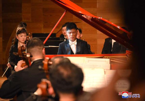 National Symphony Orchestra Gives Shining Star Day Concert