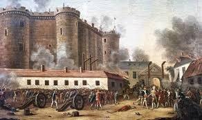 Aksi demo Bastille, 1789
