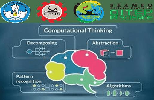 Pelatihan Integrasi Computational Thinking (CT) pada pembelajaran IPA bersama SEAQIS dan MGMP IPA Sub Rayon 2/3 Kabupaten Sumedang yang dilaksanakan  mulai hari ini Jumat /17 s.d 19 September 2021 bertempat di SMPN 1 Sumedang.