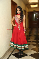 Mahima in super cute Red Sleeveless ~  Exclusive 55.JPG