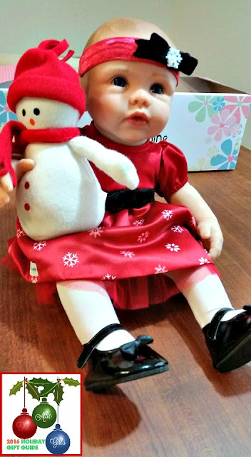 doll accessories, baby doll clothing, holiday outfits for dolls