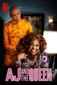 AJ and the Queen 1ª Temporada Torrent - WEB-DL 720p Dual Áudio