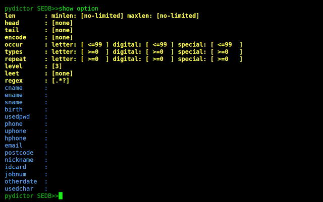 A powerful and useful hacker dictionary builder for a brute-force attack www.kumaratuljaiswal.in  or www.hackingtruth.in
