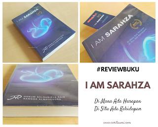 Buku I Am Sarahza