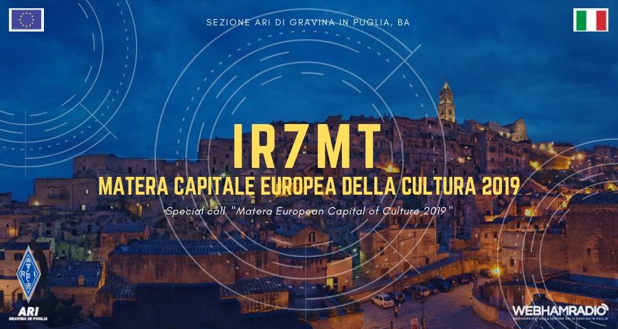 Nominativo speciale IR7MT