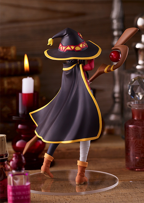 "Figuras: Megumin de ""KonoSuba!: Legend of Crimson"" se une a la línea Pop Up Parade - Good Smile Company"
