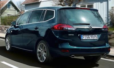 Opel Zafira, noticias del motor