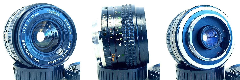 Minolta MC W.Rokkor 28mm F2.8 #875