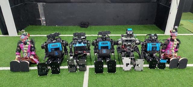 Walikota Batam Apresiasi Tim Robotik Polibatam  Menjuarau KRI Wilayah I Tahun 2021Walikota Batam Apresiasi Tim Robotik Polibatam  Menjuarau KRI Wilayah I Tahun 2021