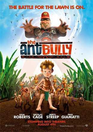 The Ant Bully 2006 Dual Audio Movie Download 720p BRRip