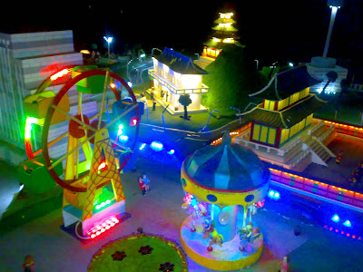 Create Your evening rainbow Parks Jogjakarta