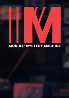 Capa do Murder Mystery Machine