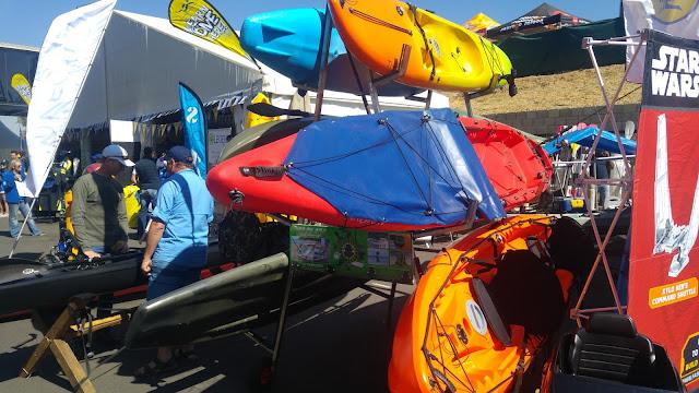 Kraken Kayak