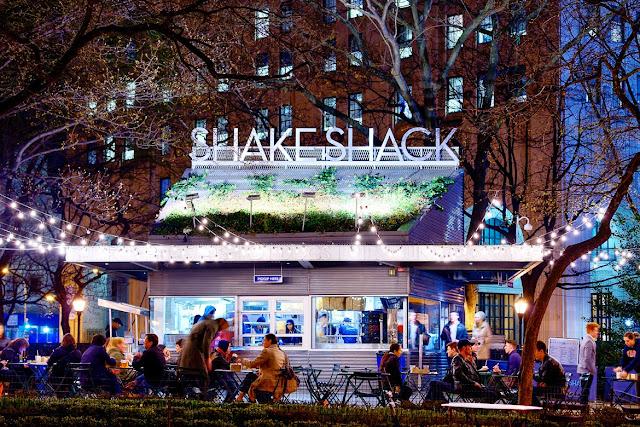 Shake Shack en Madison Nueva York Hamburguesas Las mejores hamburgueserías del mundo