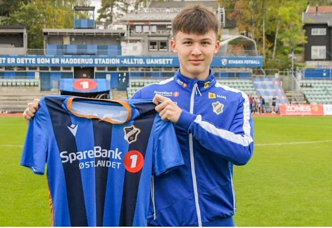 Taiwanese midfielder Will Donkin signs for Stabæk