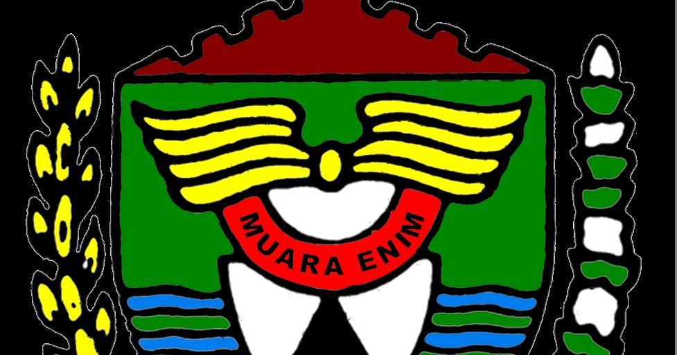 Logo Kabupaten Kota Logo Kabupaten Muara Enim Sumatera Selatan