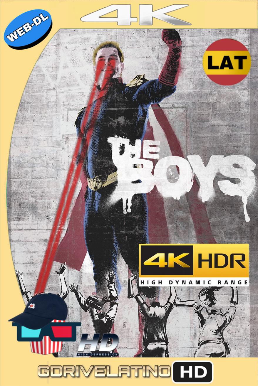 The Boys (2019) Temporada 1 AMZN WEB-DL 4K HDR (Latino-Inglés) MKV