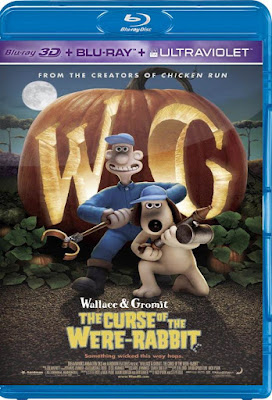Wallace & Gromit The Curse Of The Were-Rabbit 2005 BDRip HD 1080p Dual Latino