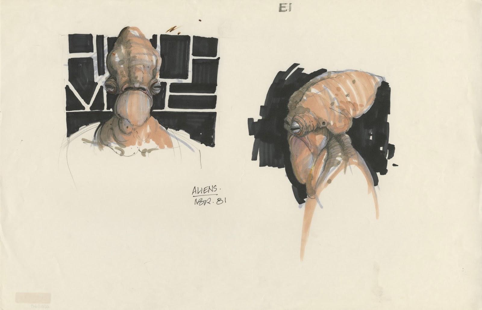 admiral ackbar concept design by artist Nilo Rodis-Jamero