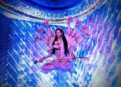 Durga Mata Bhakti Image