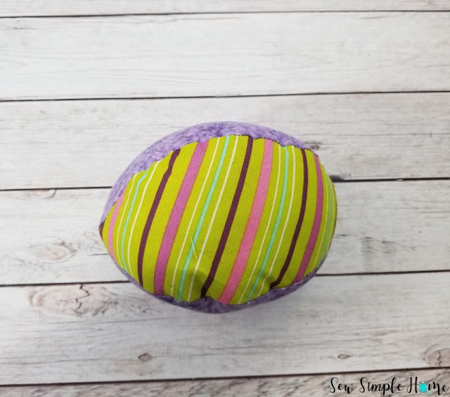 easter egg sewing pattern