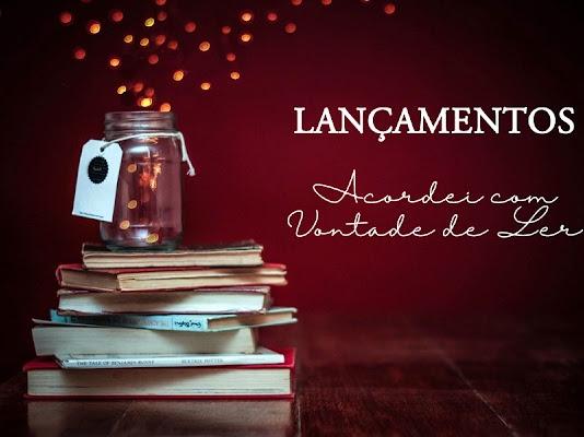 Lançamentos de Setembro/19 da Editora Intrínseca