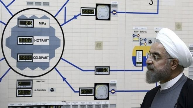 Iran has pledged to restrict its nuclear activities