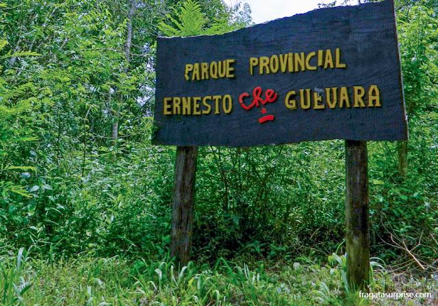 Parque Provincial Ernesto Che Guevara, Misiones, Argentina