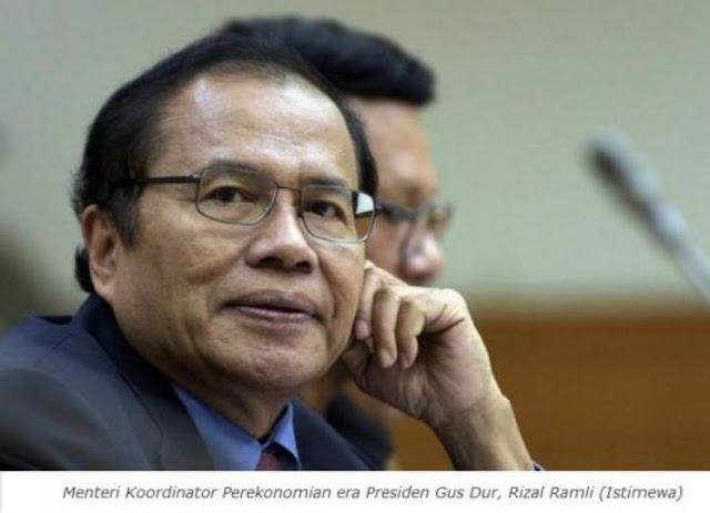 Rizal Ramli Sebut Impor Beras Tak Masuk Akal