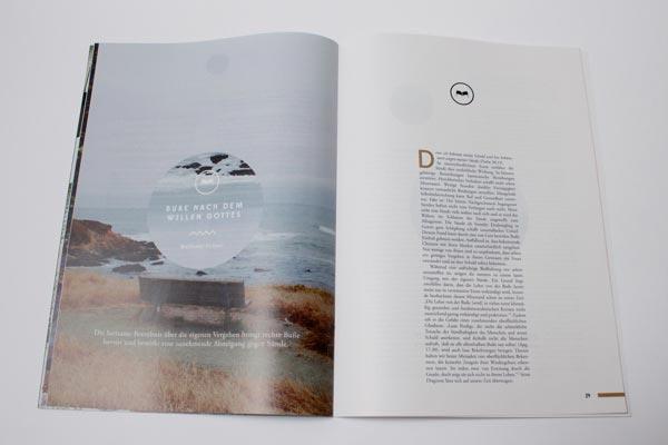 30 Stylish Examples of Layouts in Magazine Design - Jayce-o-Yesta