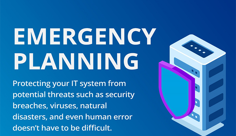 Preparing Your Business for an Emergency #infographic
