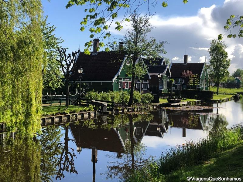 Zanze Schans na Holanda