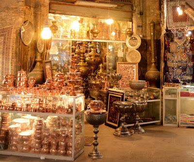Imagen de tienda en Kashan