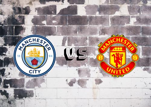 Manchester City vs Manchester United  Resumen y Partido Completo