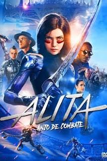 Alita: Anjo de Combate Torrent (2019) Dublado