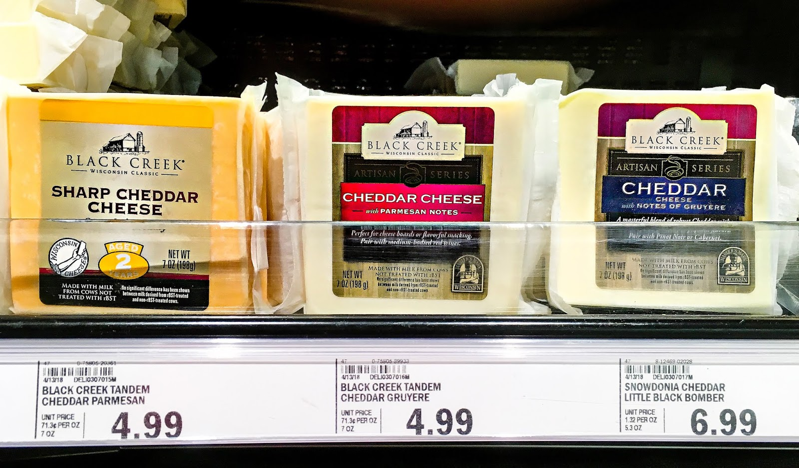 Black Creek Cheese