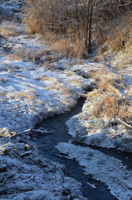 Морозное утро в Лысьве