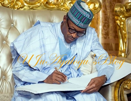 Buhari Continues Reforms, Reshuffles Permanent Secretaries, Accounting Officers  Reshuffling takes immediate effects