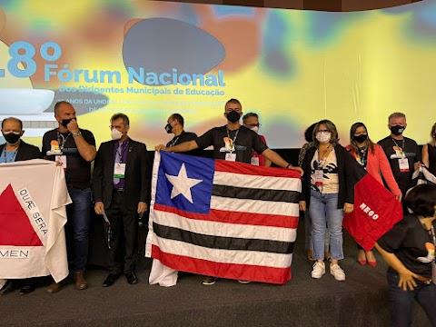 SECRETÁRIO DE EDUCAÇÃO DE POÇÃO DE PEDRAS AGORA É MEMBRO DA DIRETORIA NACIONAL DA UNDIME