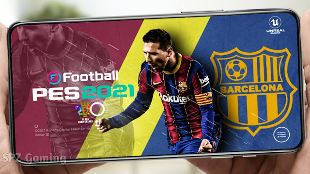 Download Best Patch of PES 2021 Mobile | PES 2021 Mobile V5.3.0 Best Patch Android Update