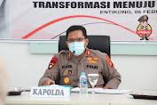 Kapolda Kalbar Rakor Bersama Muspida Kabupaten Sanggau