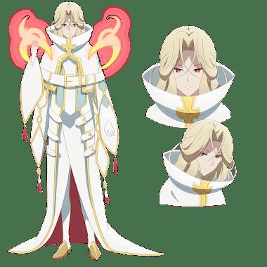 Mirabea Lou Nebulis VIII (Kimi to Boku no Saigo no Senjou Aruiwa Sekai ga Hajimaru Seisen)