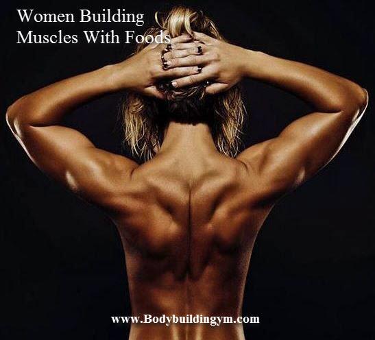 Women Building Muscles